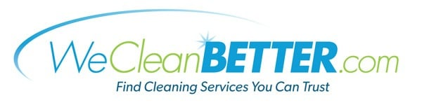 We Clean Better logo