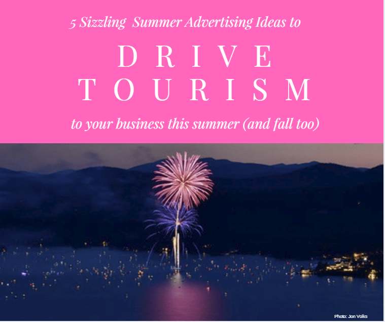 How to drive tourism to your business this summer