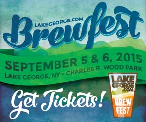 LakeGeorge.com Brewfest Event Marketing Display Ad