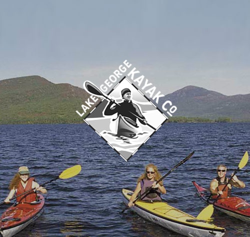 Lake George Kayak