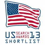 US Search Awards 2013 Shortlist