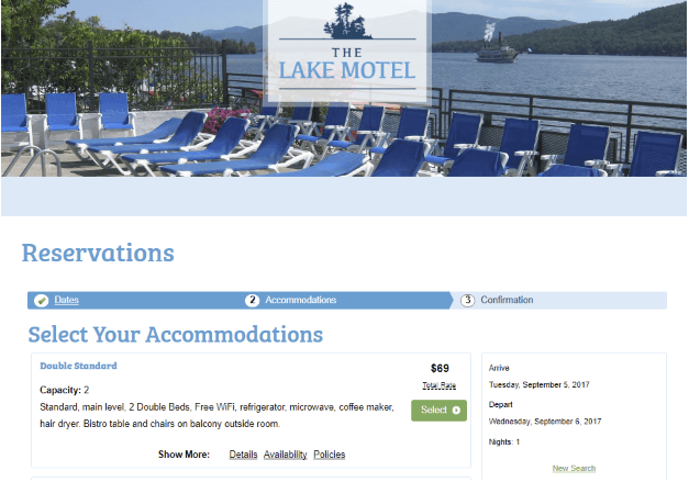 booking engines for hotels