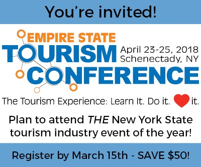 empire state tourism conference banner
