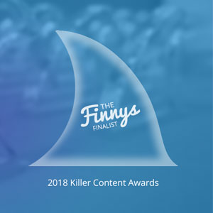 the finnys finalist award