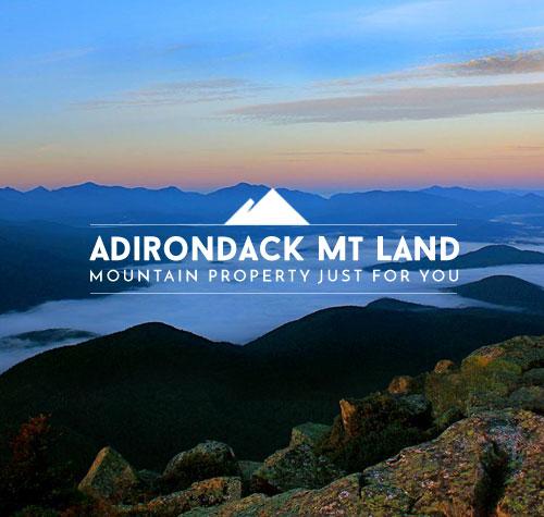 Adirondack Mountain Land logo