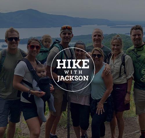 Hike with Jackson
