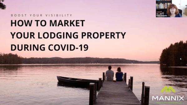 how to Market Your Lodging Property During Covid-19