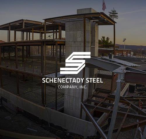 Schenectady Steel Company logo