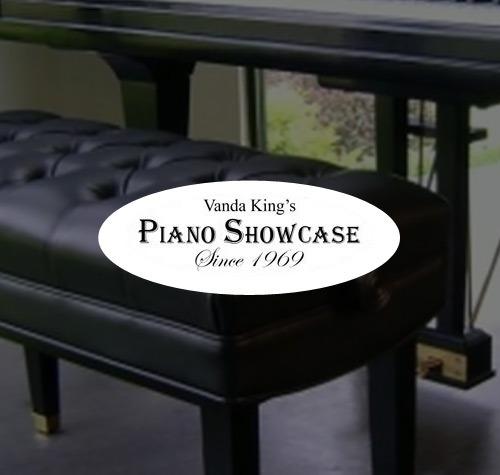Vanda King's Piano Showcase Since 1969