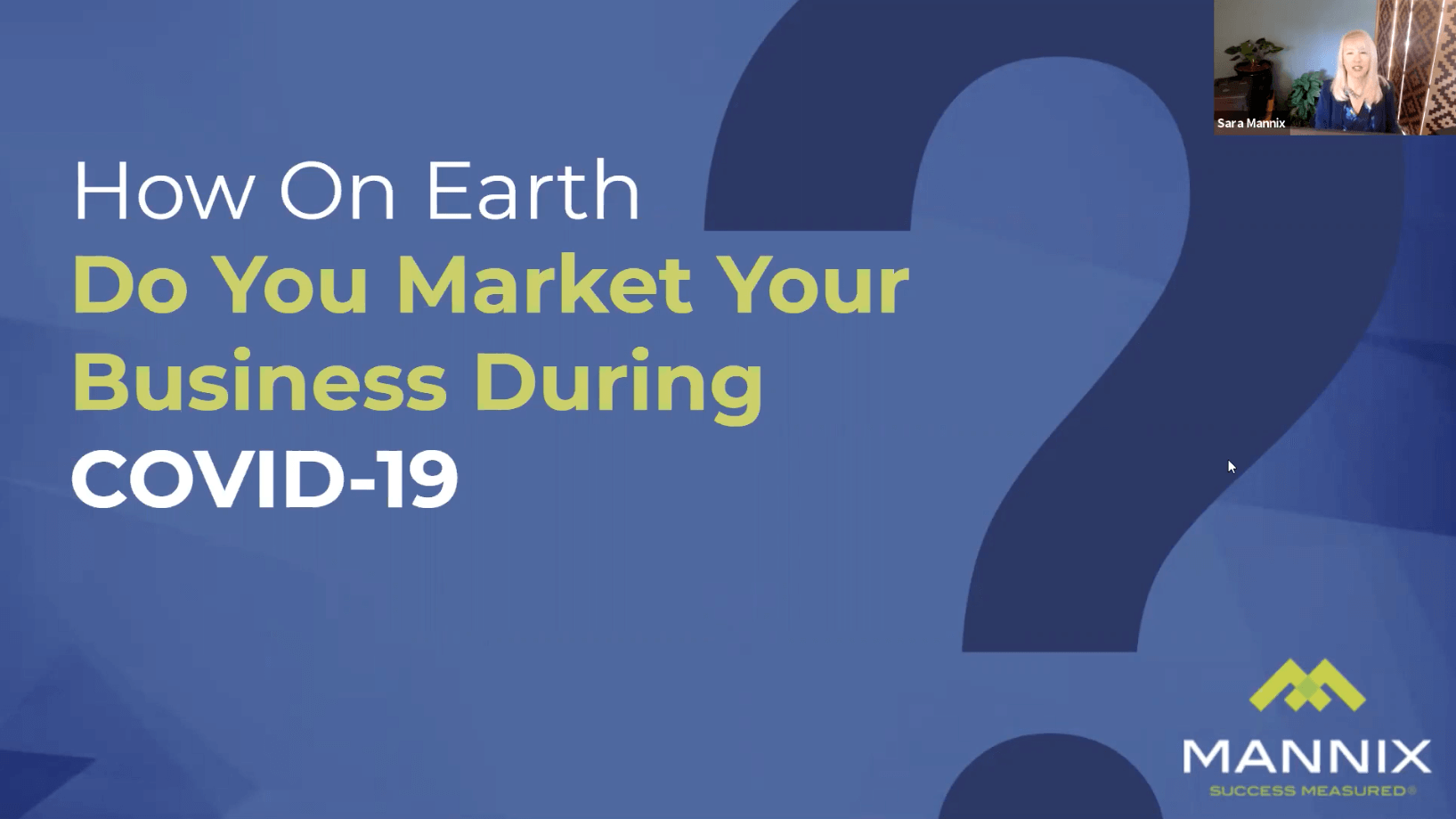 How On Earth Do You Market Your Business During Covid-19?