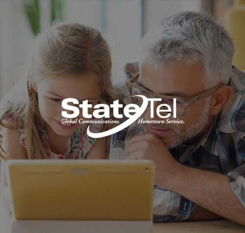 StateTel logo