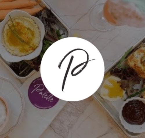 Palette Cafe Logo