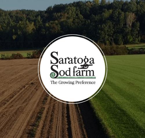 Saratoga Sod Farm logo