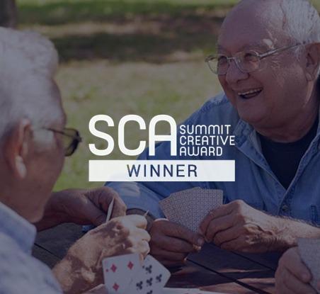 SCA Winner - Summit Creative Awards