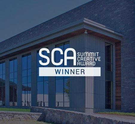 Summit Creative Award Winer