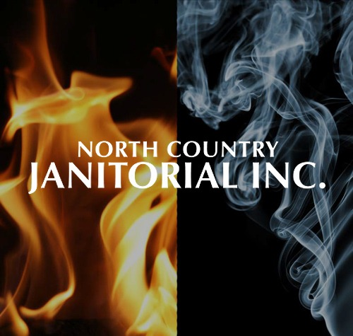 North Country Janitorial Logo